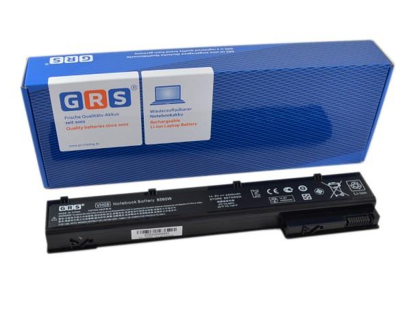 Akku Hp EliteBook 8760w, 632113-151, QK641AA, 4400mAh,14,8V