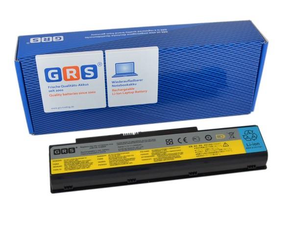 Akku 121000649, Lenovo IdeaPad, 4400 mAh
