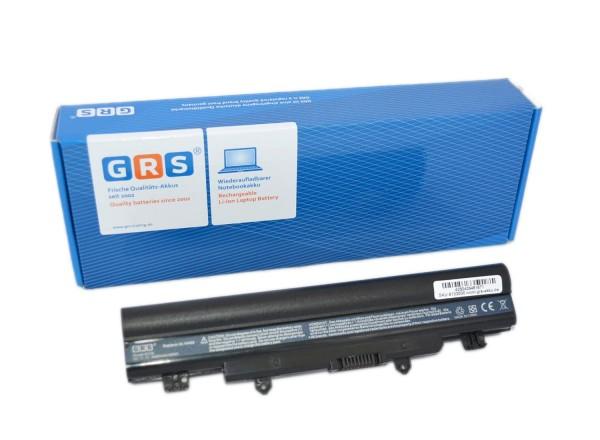 Akku Acer Aspire E5-511, E5-411, E1-571, E15 touch, 4400mAh/49Wh 11.1V