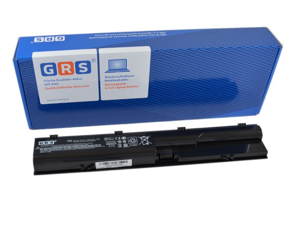 Akku HP HSTNN-Q87C-4, 4400mAh/48Wh, 10,8V
