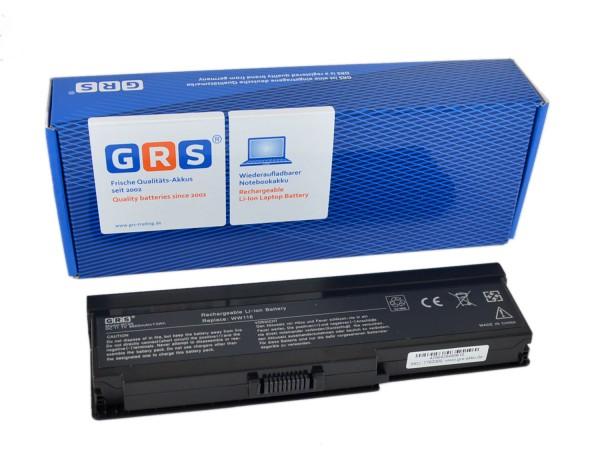 Akku 312-0584, Dell 6600 mAh