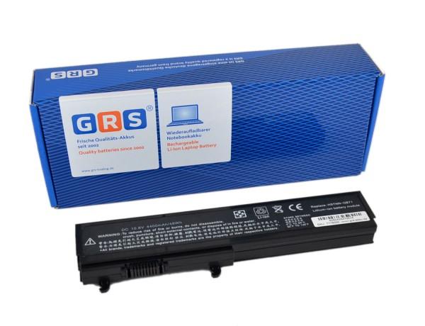 Akku HSTNN-OB71, HP DV 3000, 4400 mAh