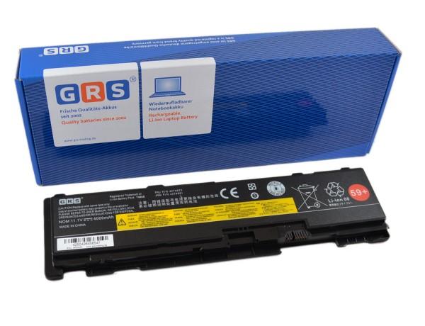Akku Lenovo ThinkPad T410s, 42T4690, 42T4688, 3600mAh, 10.8V
