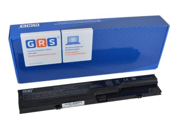 Akku HP HSTNN-I86C, 4400mAh/48Wh