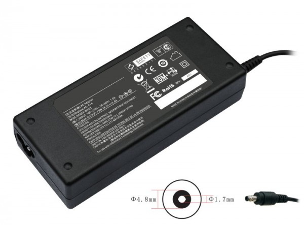 Netzteil HP Pavilion DV8010, 239428-002, 18,5V/4,9A (90 Watt)