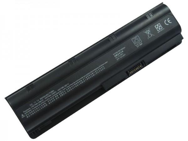 Akku MU06, HP 6600 mAh