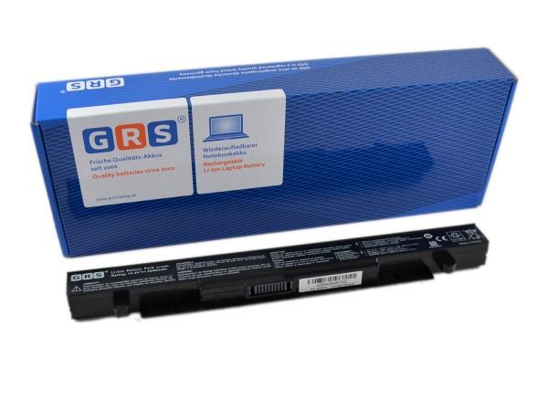 Akku ASUS R510L, K550, F550LB, A550, 2200mAh, 14,4V