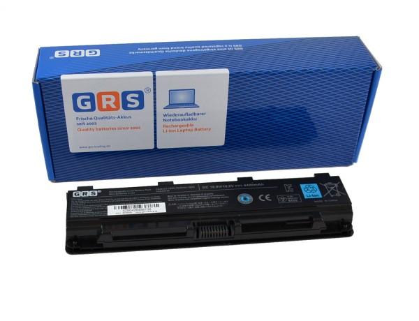 Akku Toshiba L800, M800, M805, PABAS260, PABAS261, 4400mAh,10,8V