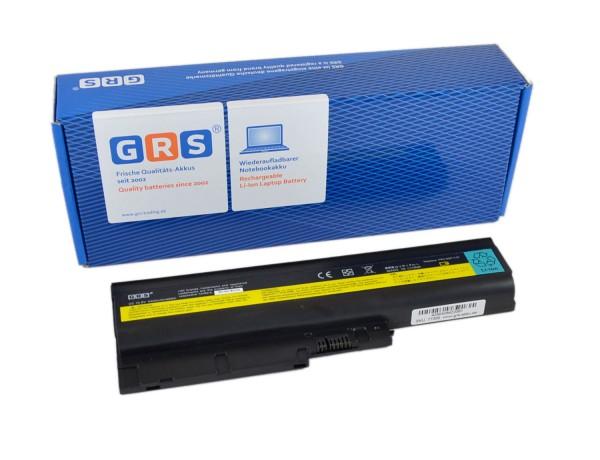 Akku IBM ThinkPad T60, R60, Z61, 40Y6797, 40Y6799 mit 4400mAh
