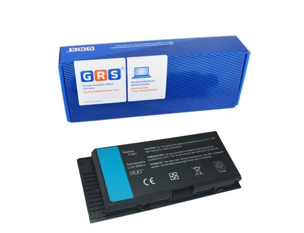 Akku Dell Precision M6700, 0FVWT4, 312-1177, 451-11742, 6600mAh/73Wh 11,1V