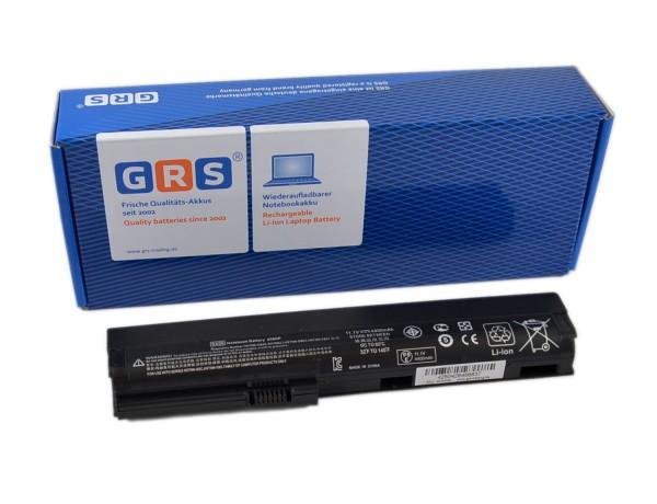 Akku HP EliteBook 2570p, 632015-542, SX09, SX06, 4400mAh,11,1V