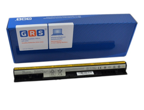 Akku LENOVO IdeaPad G505s, G500s, G410s, G405s, 2200mAh, 14,4V