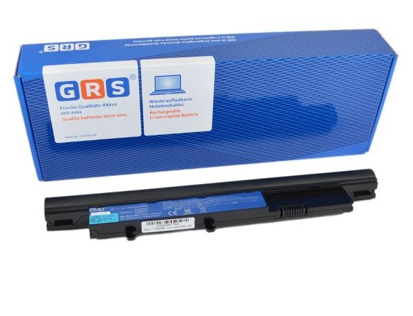 Akku AS09D31, Acer Aspire 4810t Series, 4400 mAh