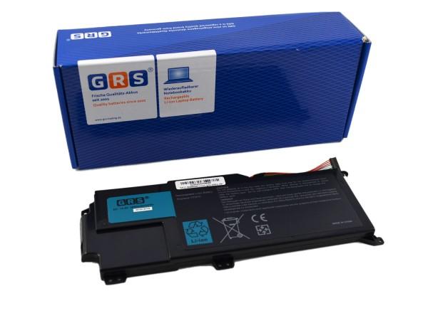 Akku Dell XPS 14Z Serie, V79Y0, 0YMYF6, 3800mAh/56Wh 14.8V