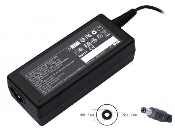 Netzteil Acer Aspire 1680 Series, ADT01.008, 19V/3,42 A (60 Watt)