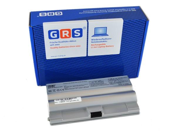 Akku VGP-BPL8, Sony VAIO VGP, 4400 mAh