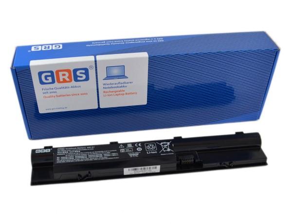 Akku HP ProBook 470, 445, 450, 455, 440 G0, G1 Serie, 4400mAh, 10,8V