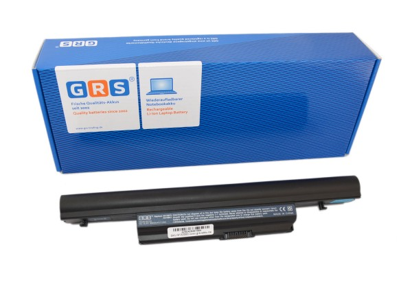 Akku Acer Aspire AS10B75, AS10B31, AS10B5E, 6600mAh/71Wh 10.8V