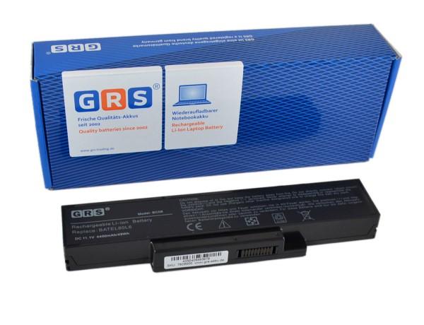 Akku Dell BATEL80L6, 4400mAh/49Wh
