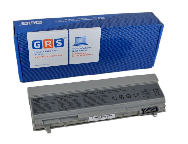 Akku FU274, Dell 6600 mAh