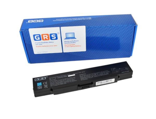 Akku Sony VAIO VGN-S380, VGN-S270, VGN-S260, VGN-S240 Series, 4400 mAh,11,1V