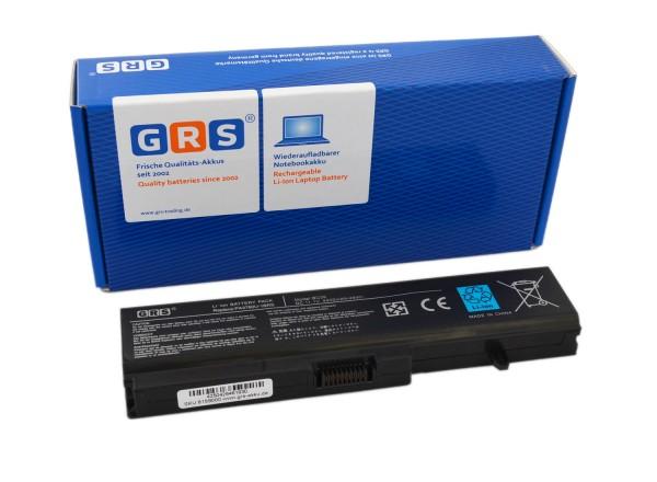 Akku Toshiba PA3780U-1BRS, PA3780U, PA3780, 4400mAh/49Wh 11.1V