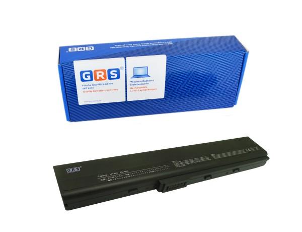 Akku Asus N82 Serie, A32-N82, A42-N82, 4400mAh/63Wh 14,4V