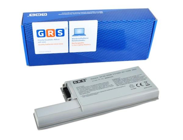 Akku CF623 für DELL Latitude mit 6600mAh