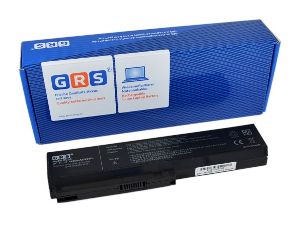 Akku LG R490, 4400mAh/49Wh
