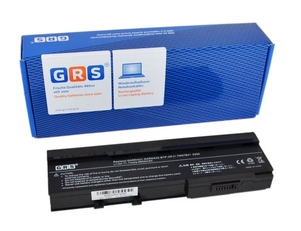 Akku GARDA32, Acer Aspire 6600 mAh