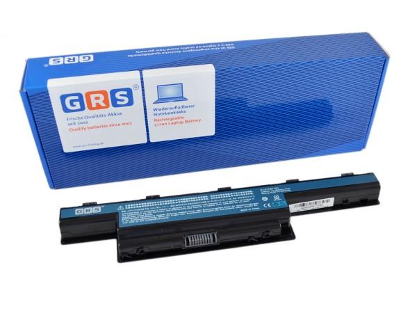 Akku AS10D71, Acer 4400 mAh
