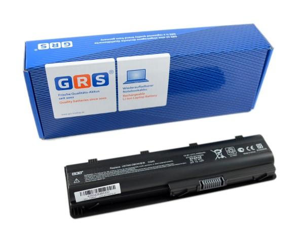 Akku HSTNN-Q60C, HP 4400 mAh