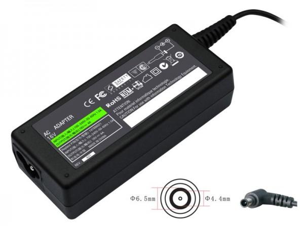 Netzteil Sony VAIO PCG-V505 Series, VGP-16V8, 16V/4A (64 Watt)