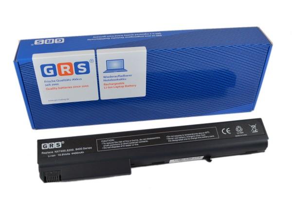 Akku HSTNN-OB06, HP Compaq, 4400 mAh