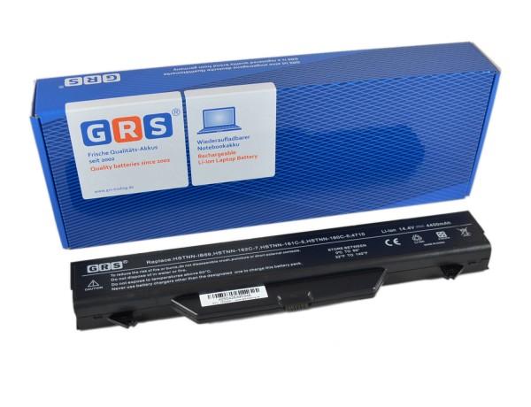 Akku HP 535808-001, 4400mAh/63Wh