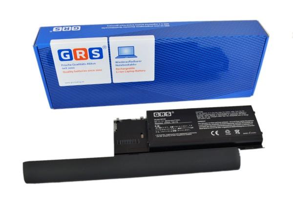 Akku Dell Latitude D630, D631 mit 6600mAh