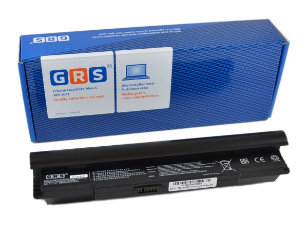 Akku Samsung NC10-14GB, 6600mAh/73Wh, 11,1V