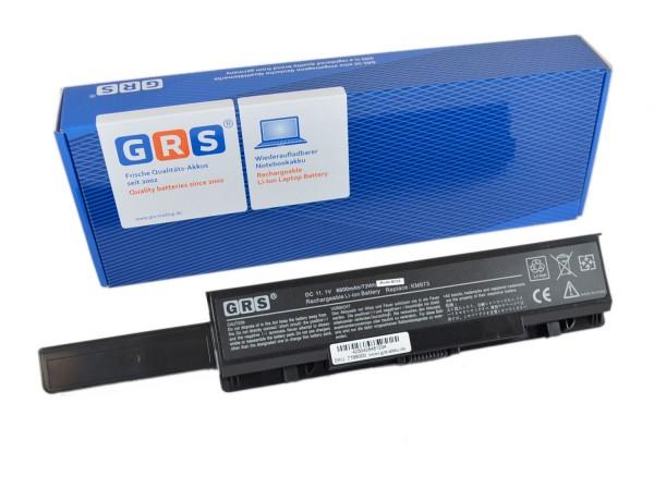 Akku KM973, Dell Studio 1735 Series, 6600 mAh