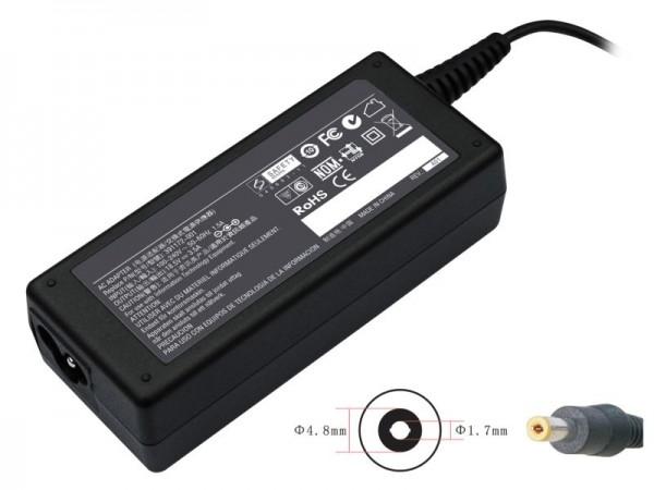 Netzteil Compaq Presario X1200, 285288-001, 18,5V/3,5 A (65 Watt)