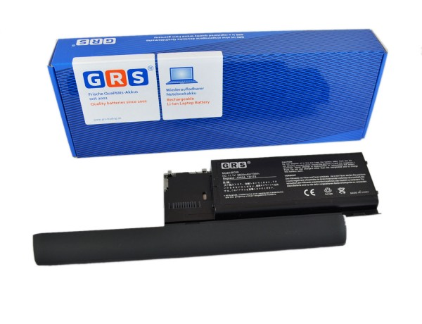 Akku Dell Latitude D620, PC764, 451-10298 mit 6600mA