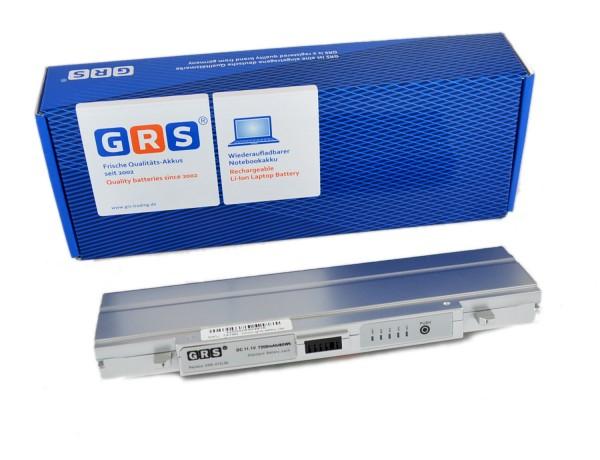 Akku Samsung X15, X20, X25, X30, X50, M40, SSB-X15LS, 6600mAh,11,1V