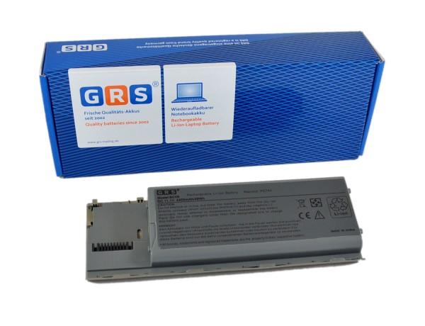 Akku JD634 Dell Latitude mit 4400mAh
