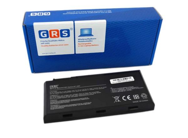 Akku MSI GX660, GX680 Serie, BTY-M6D, 6600mAh/73Wh 11.1V
