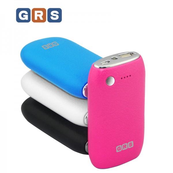 GRS Ersatzakku SpaceOne für iPhone 4 S, Acer Iconia Tablet mit 5200mAh, Pink