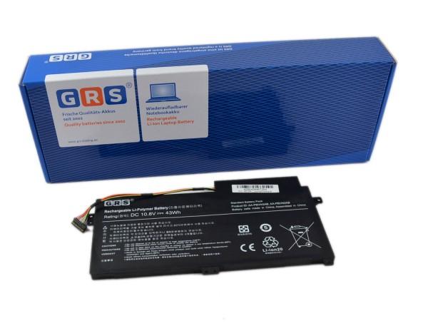 Akku Samsung NP510R5EA01UB, NP510R5EA02UB, 43Wh, 10,8V