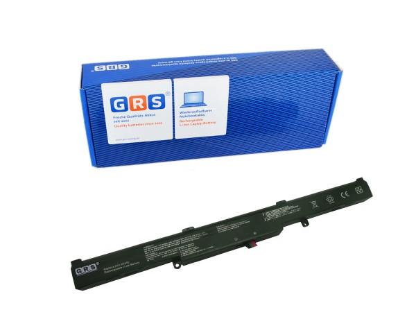 Akku Asus X450, X450E, X450J, A41-X550E 2200mAh/33Wh/ 14,8V