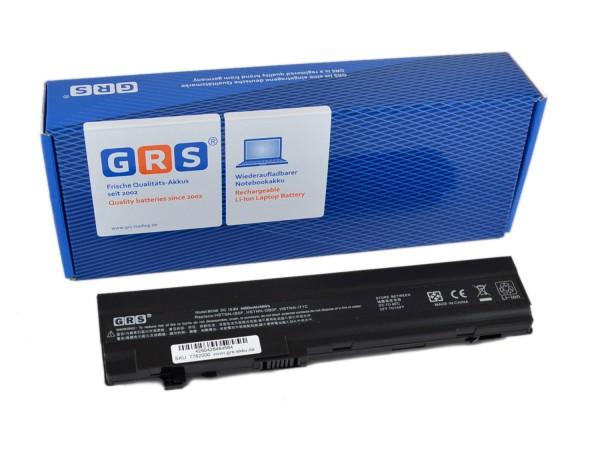 Akku 539027-001, HP Mini, 4400 mAh