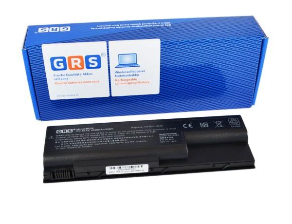 Akku HP Pavilion DV8000, 403808-001, EF419A, HSTNN-IB20