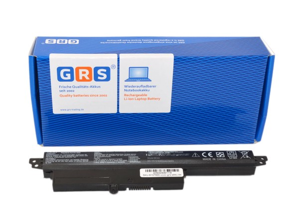 Akku ASUS VivoBook F200MA, F200CA, AR5B125, 2200mAh/24Wh 11.1V