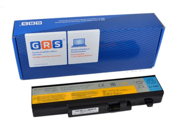Akku L08S6D13, Lenovo IdeaPad, 4400 mAh